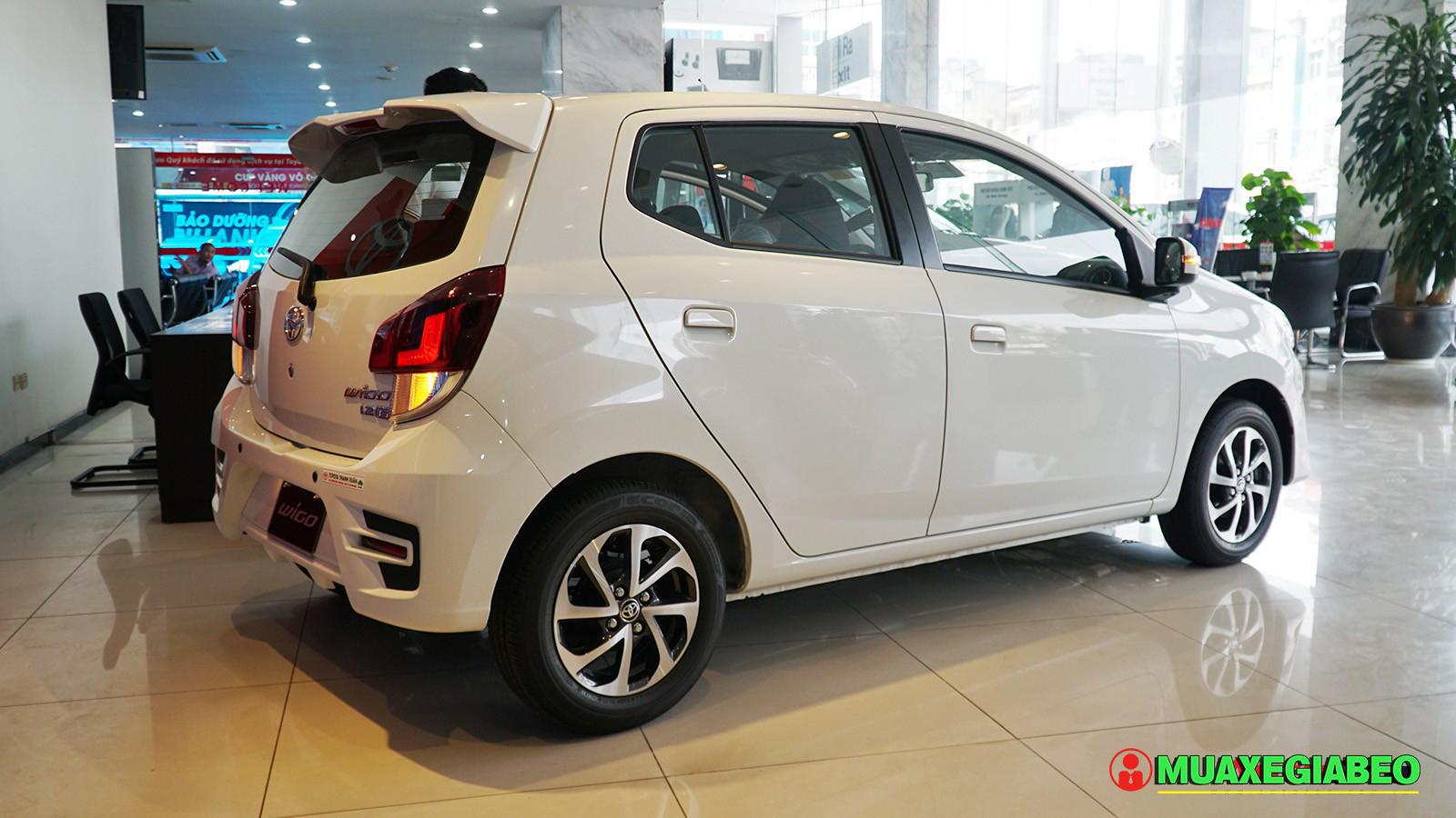 Đánh giá tổng quan về Toyota Wigo AT số tự động phiên bản cao cấp ảnh 5 - Wigo 1.2AT [hienthinam] (số tự động): giá xe và khuyến mãi mới