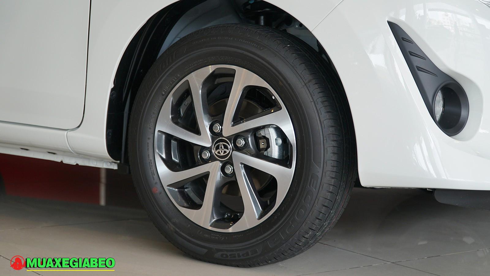 Đánh giá tổng quan về Toyota Wigo AT số tự động phiên bản cao cấp ảnh 6 - Wigo 1.2AT [hienthinam] (số tự động): giá xe và khuyến mãi mới