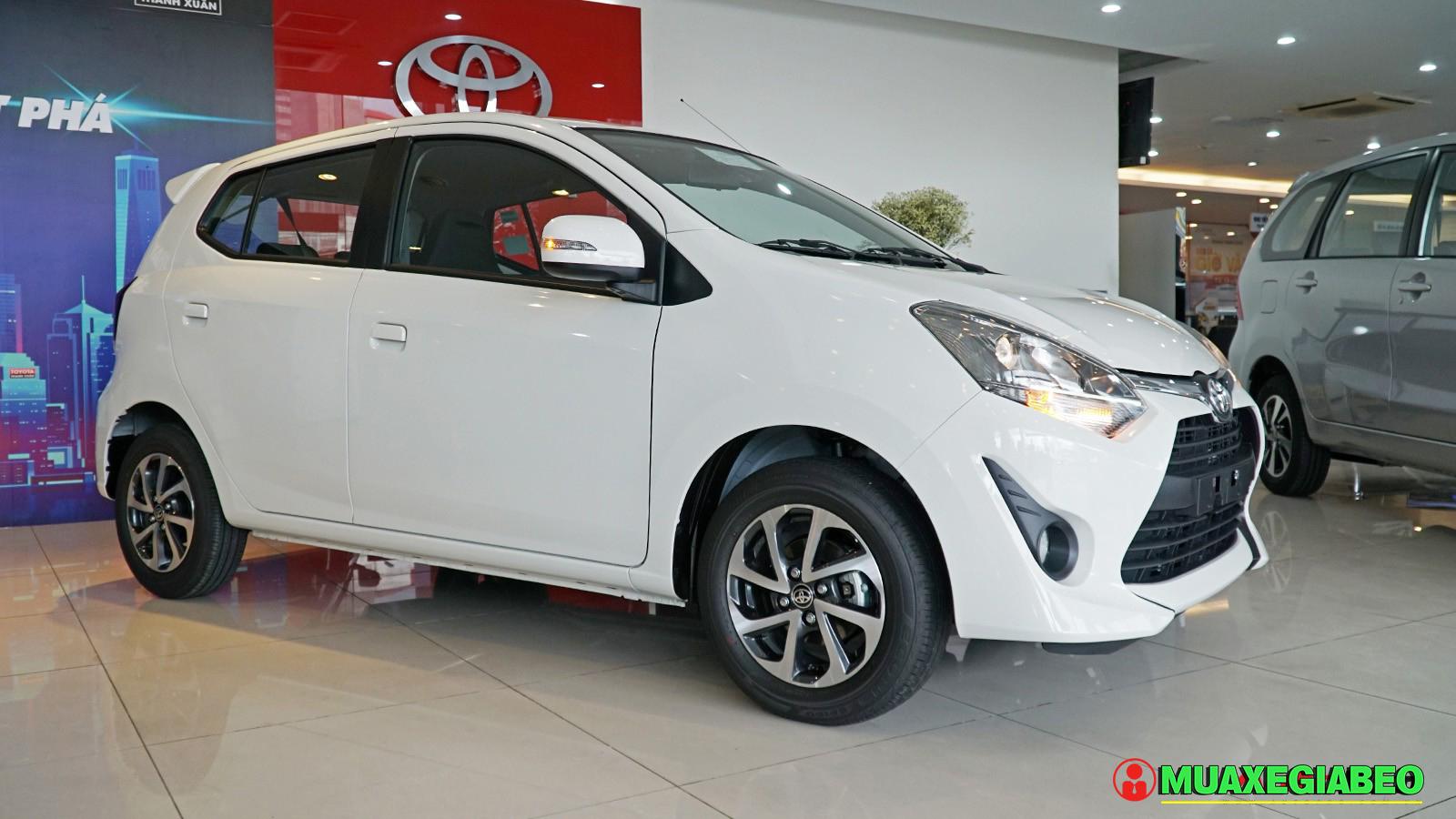 Đánh giá tổng quan về Toyota Wigo AT số tự động phiên bản cao cấp ảnh 7 - Wigo 1.2AT [hienthinam] (số tự động): giá xe và khuyến mãi mới