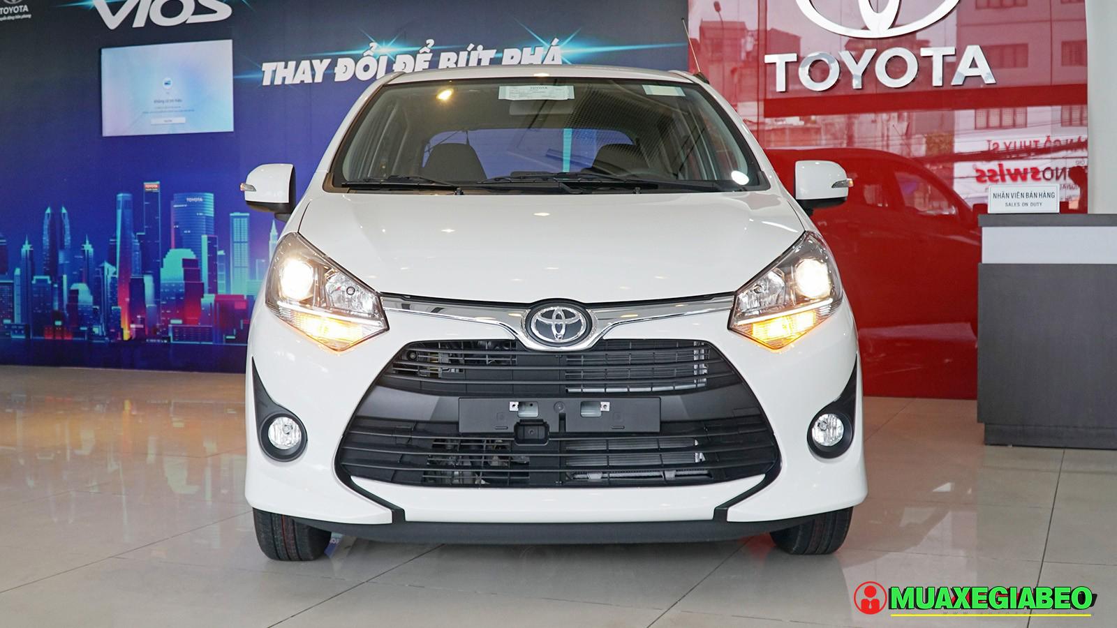 Đánh giá tổng quan về Toyota Wigo AT số tự động phiên bản cao cấp ảnh 8