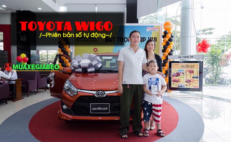 Đánh giá tổng quan về Toyota Wigo AT số tự động, phiên bản cao cấp