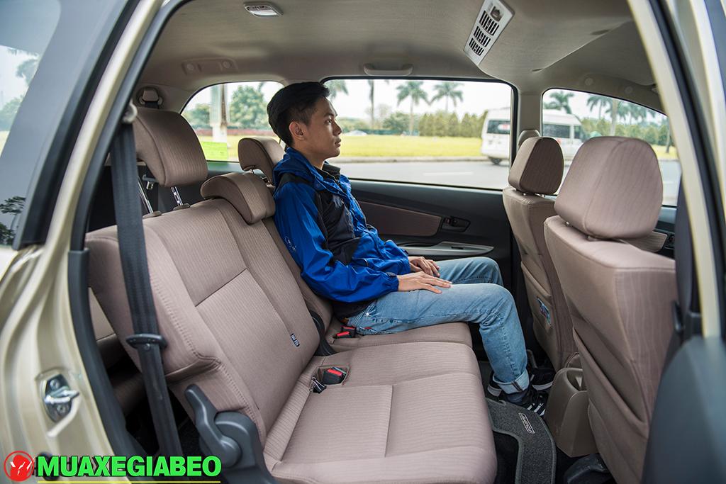Đánh giá xe Toyota Avanza ảnh 10 - Toyota Avanza: thông số và giá xe tháng [hienthithang]