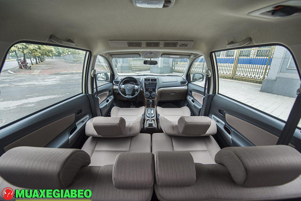 Đánh giá xe Toyota Avanza ảnh 13 - Toyota Avanza: thông số và giá xe tháng [hienthithang]