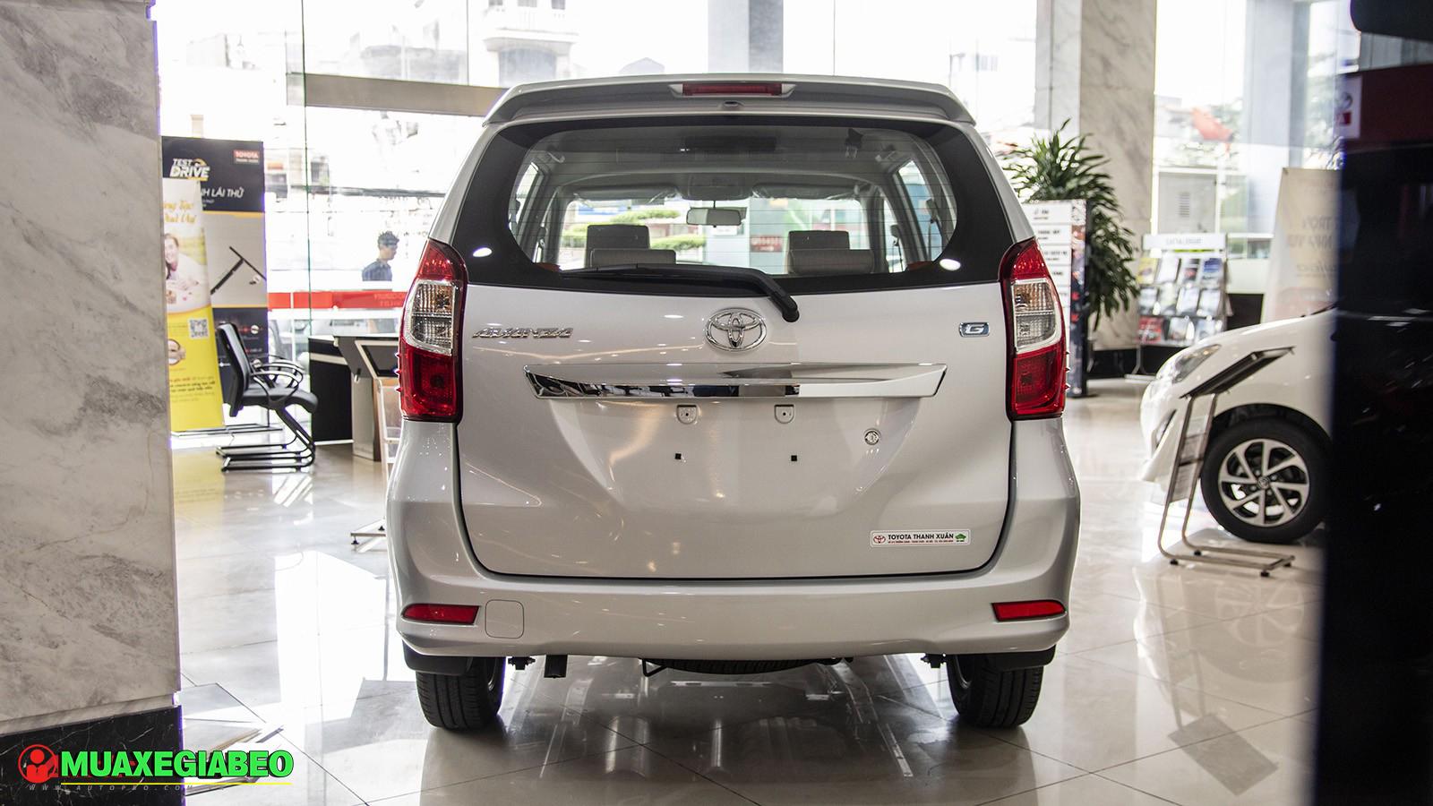 Đánh giá xe Toyota Avanza ảnh 18 - Toyota Avanza: thông số và giá xe tháng [hienthithang]