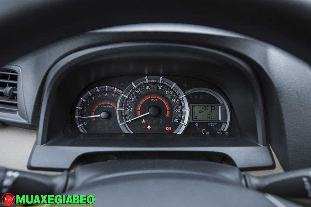 Đánh giá xe Toyota Avanza ảnh 4 - Toyota Avanza: thông số và giá xe tháng [hienthithang]