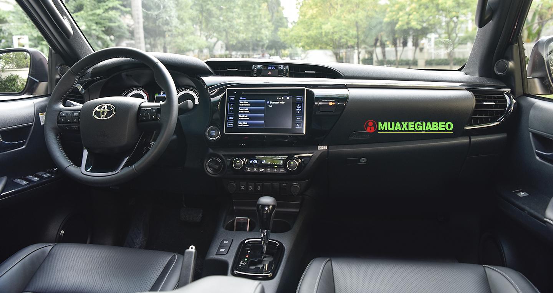 Đánh giá xe bán tải Toyota Hilux phiên bản mới ảnh 10 1 - Hilux 2020: giá xe và khuyến mãi cập nhật tháng [hienthithang]