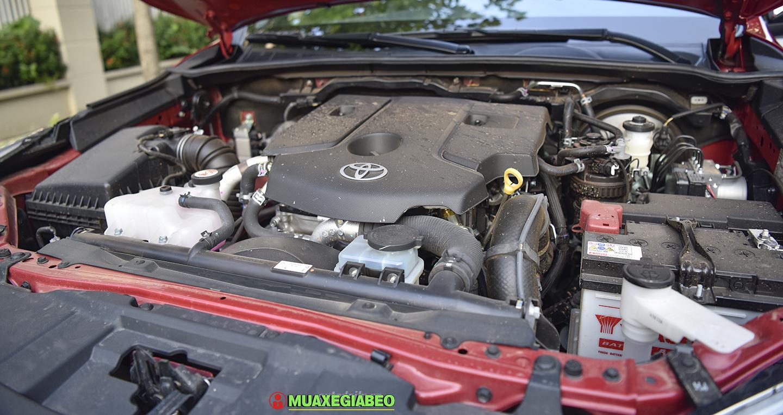 Đánh giá xe bán tải Toyota Hilux phiên bản mới ảnh 18 - Hilux 2020: giá xe và khuyến mãi cập nhật tháng [hienthithang]