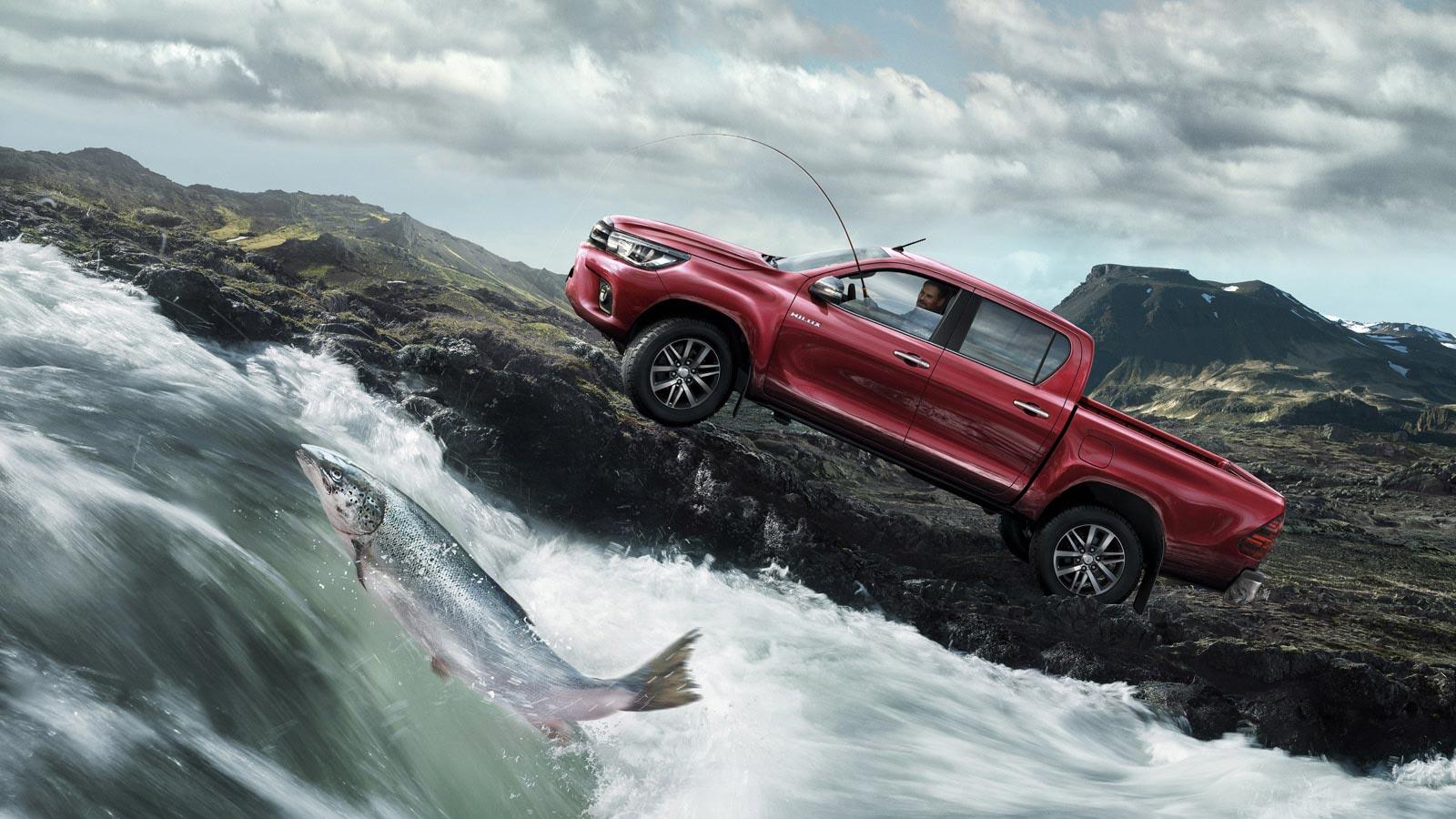 Đánh giá xe bán tải Toyota Hilux phiên bản mới ảnh 22 - Hilux 2020: giá xe và khuyến mãi cập nhật tháng [hienthithang]