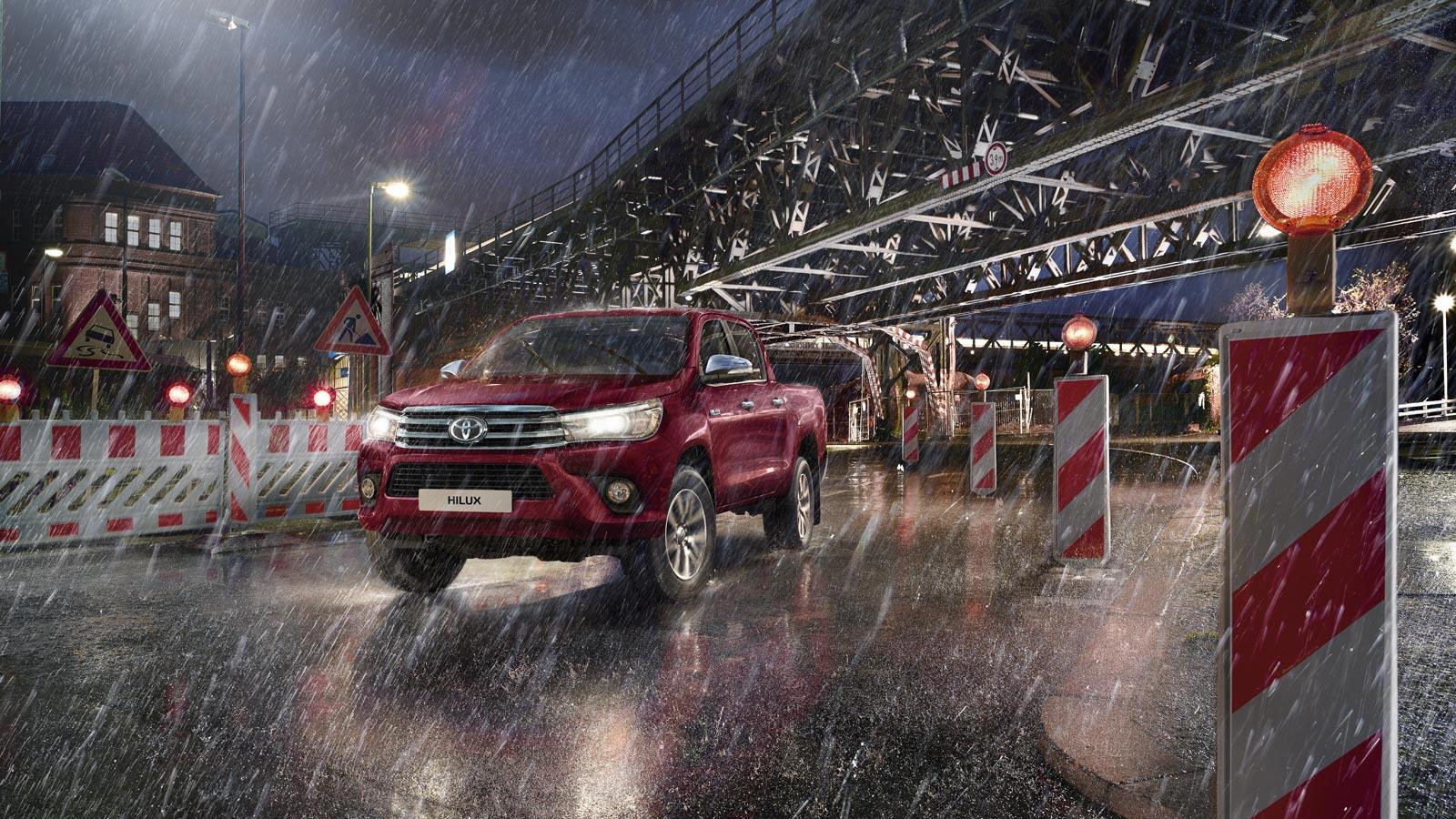 Đánh giá xe bán tải Toyota Hilux phiên bản mới ảnh 27 - Hilux 2020: giá xe và khuyến mãi cập nhật tháng [hienthithang]