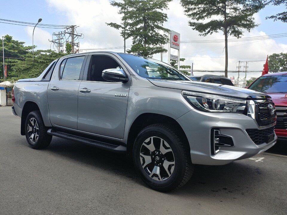 Đánh giá xe bán tải Toyota Hilux phiên bản mới ảnh 6 - Hilux 2020: giá xe và khuyến mãi cập nhật tháng [hienthithang]