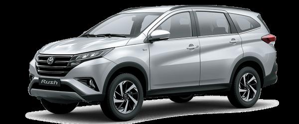 Bac 2 - Toyota Rush: giá xe và khuyến mãi tháng [hienthithang]