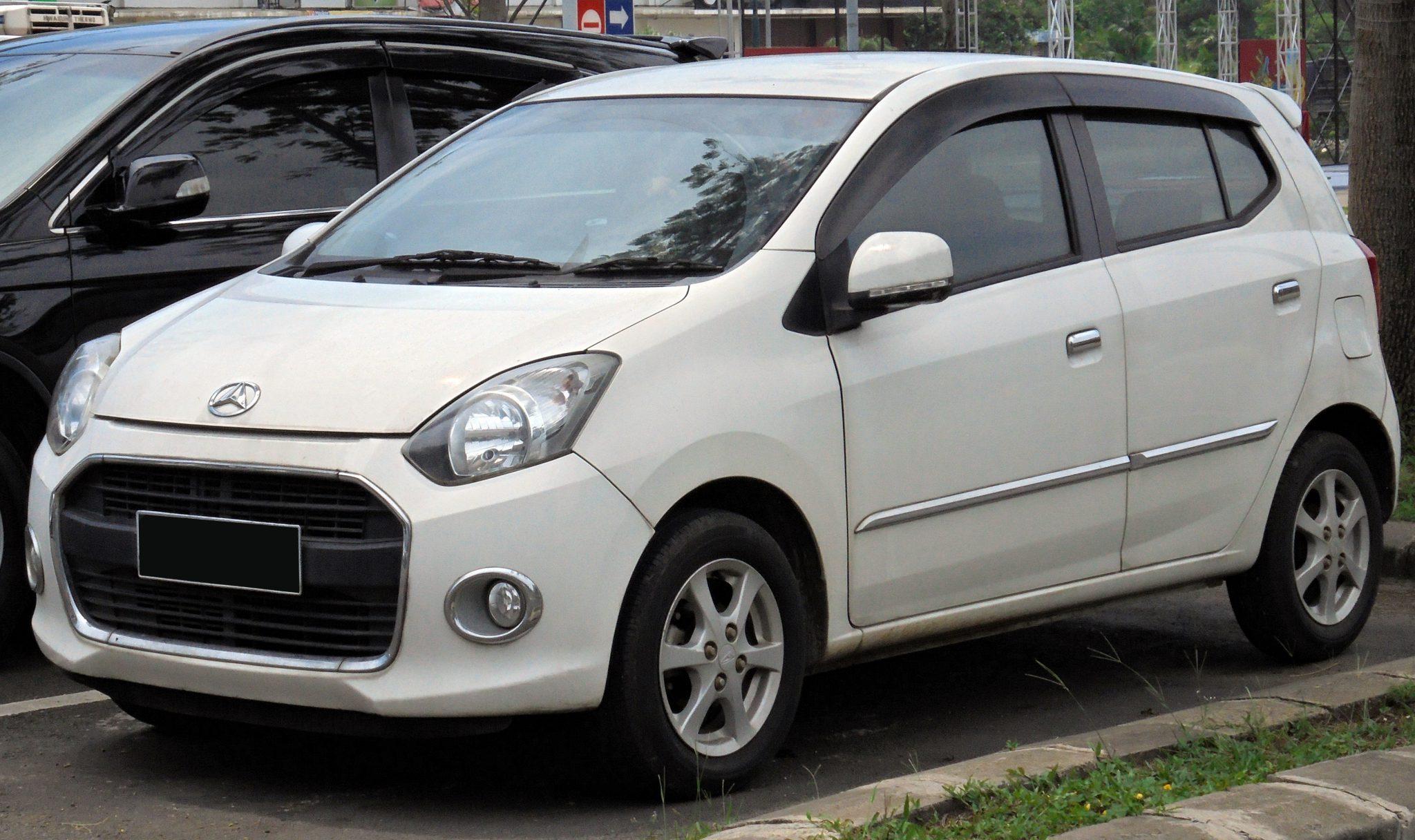 Daihatsu Ayla - Toyota Wigo: giá xe và khuyến mãi tháng [hienthithang]/[hienthinam]