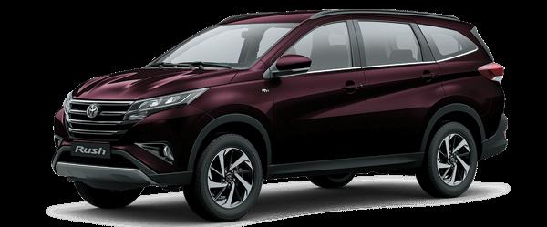 Do 2 - Toyota Rush: giá xe và khuyến mãi tháng [hienthithang]
