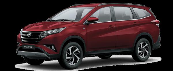 Do 3Q3 2 - Toyota Rush: giá xe và khuyến mãi tháng [hienthithang]