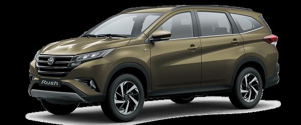 Dong 2 - Toyota Rush: giá xe và khuyến mãi tháng [hienthithang]