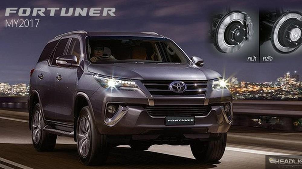 Fortuner mới - Fortuner 2.4G 4x2 AT [hienthinam]: giá xe và khuyến mãi mới