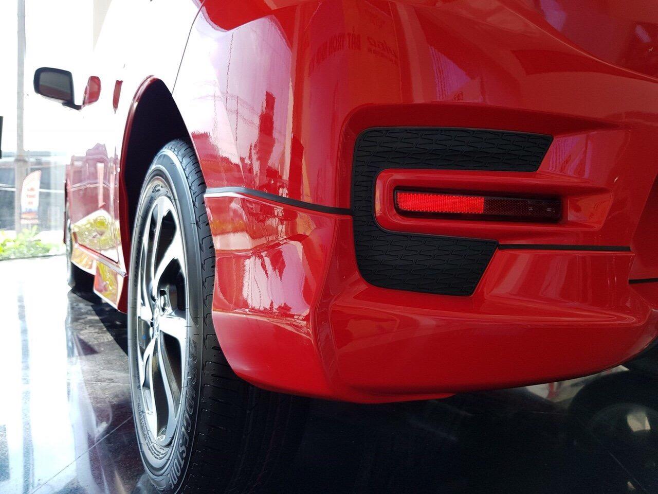 Hình ảnh xe Wigo màu đỏ ảnh 8 - Toyota Wigo: giá xe và khuyến mãi tháng [hienthithang]/[hienthinam]