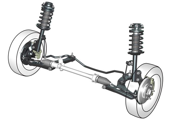 Hệ thống treo của xe Toyota Avanza - Avanza 1.5 AT [hienthinam] (số tự động): giá xe và khuyến mãi