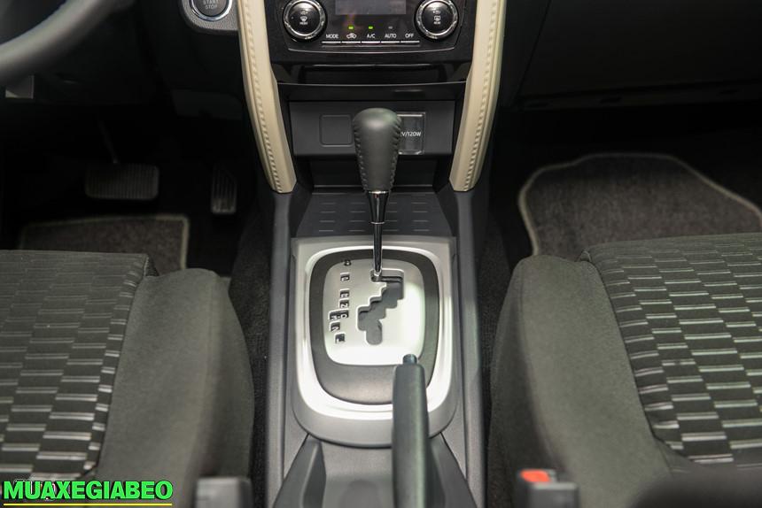Hộp số Toyota Rush - Toyota Rush: giá xe và khuyến mãi tháng [hienthithang]