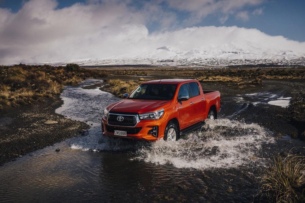 Toyot Hilux ảnh 20 - Hilux 2020: giá xe và khuyến mãi cập nhật tháng [hienthithang]