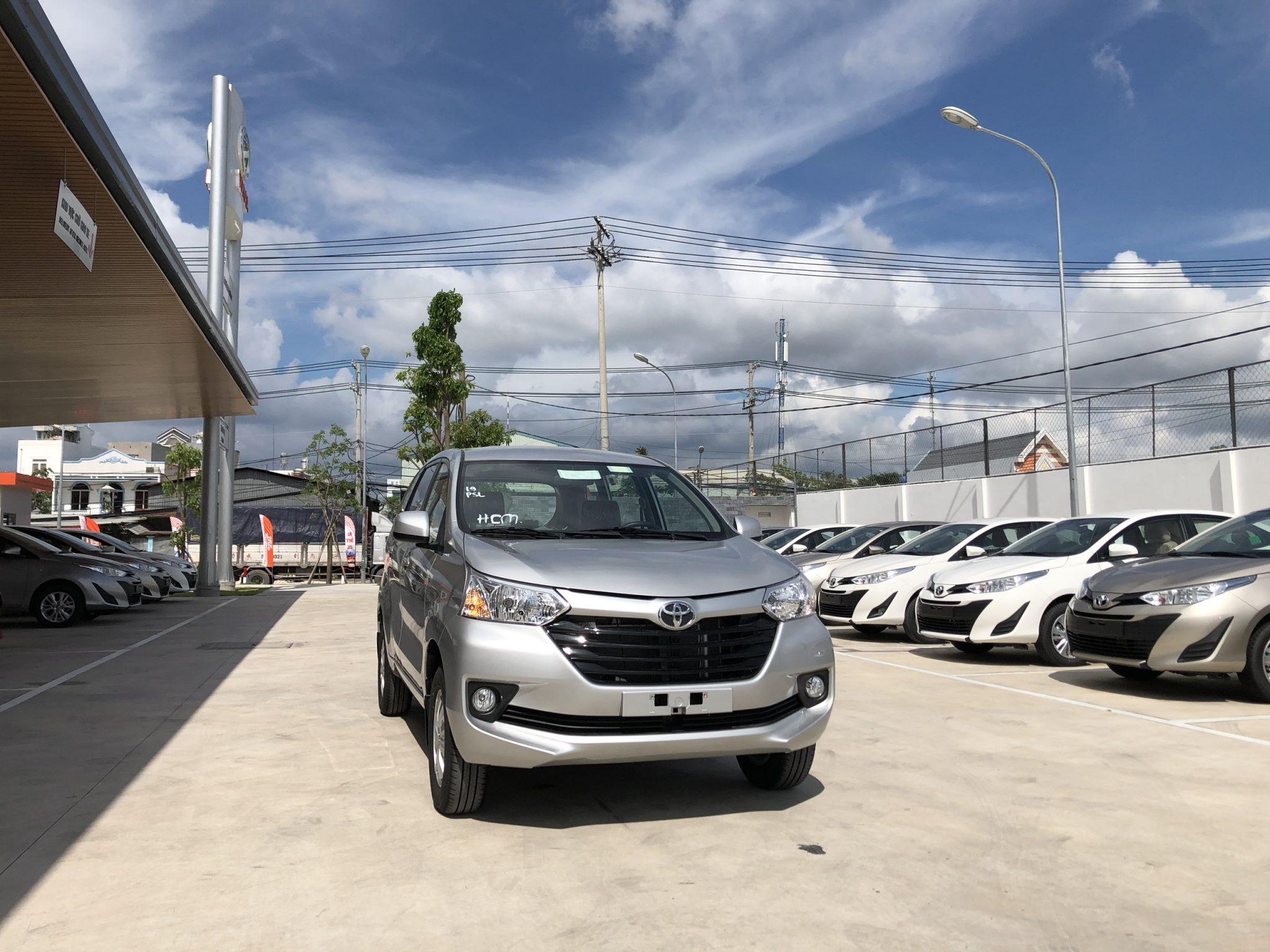 Toyota Avanza 1.3 MT ảnh 10 - Avanza 1.3 MT [hienthinam] (số sàn): giá xe và khuyến mãi