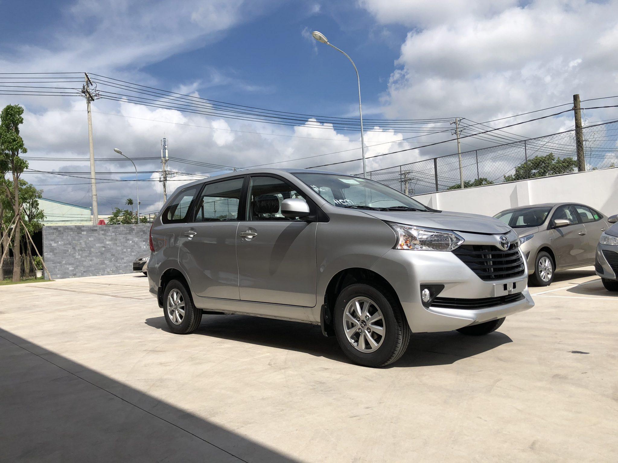 Toyota Avanza 1.3 MT ảnh 11 - Avanza 1.3 MT [hienthinam] (số sàn): giá xe và khuyến mãi