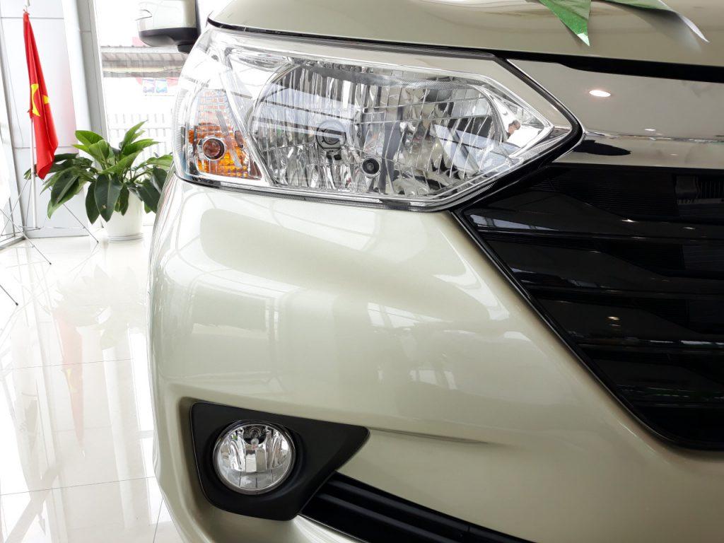 Toyota Avanza 1.3 MT ảnh 13 - Avanza 1.3 MT [hienthinam] (số sàn): giá xe và khuyến mãi