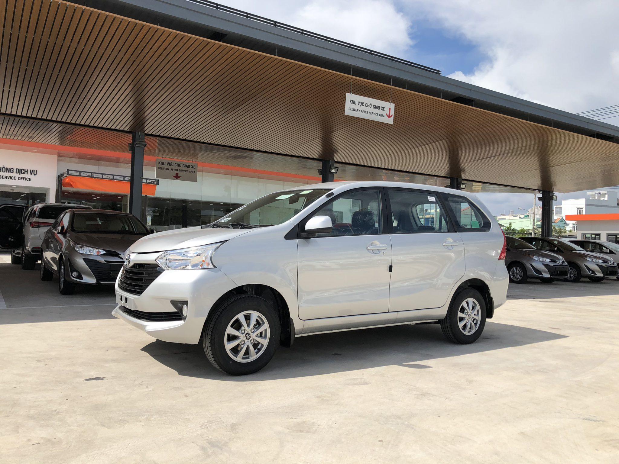 Toyota Avanza 1.3 MT ảnh 7 - Xe 7 chỗ giá rẻ nhất Việt Nam