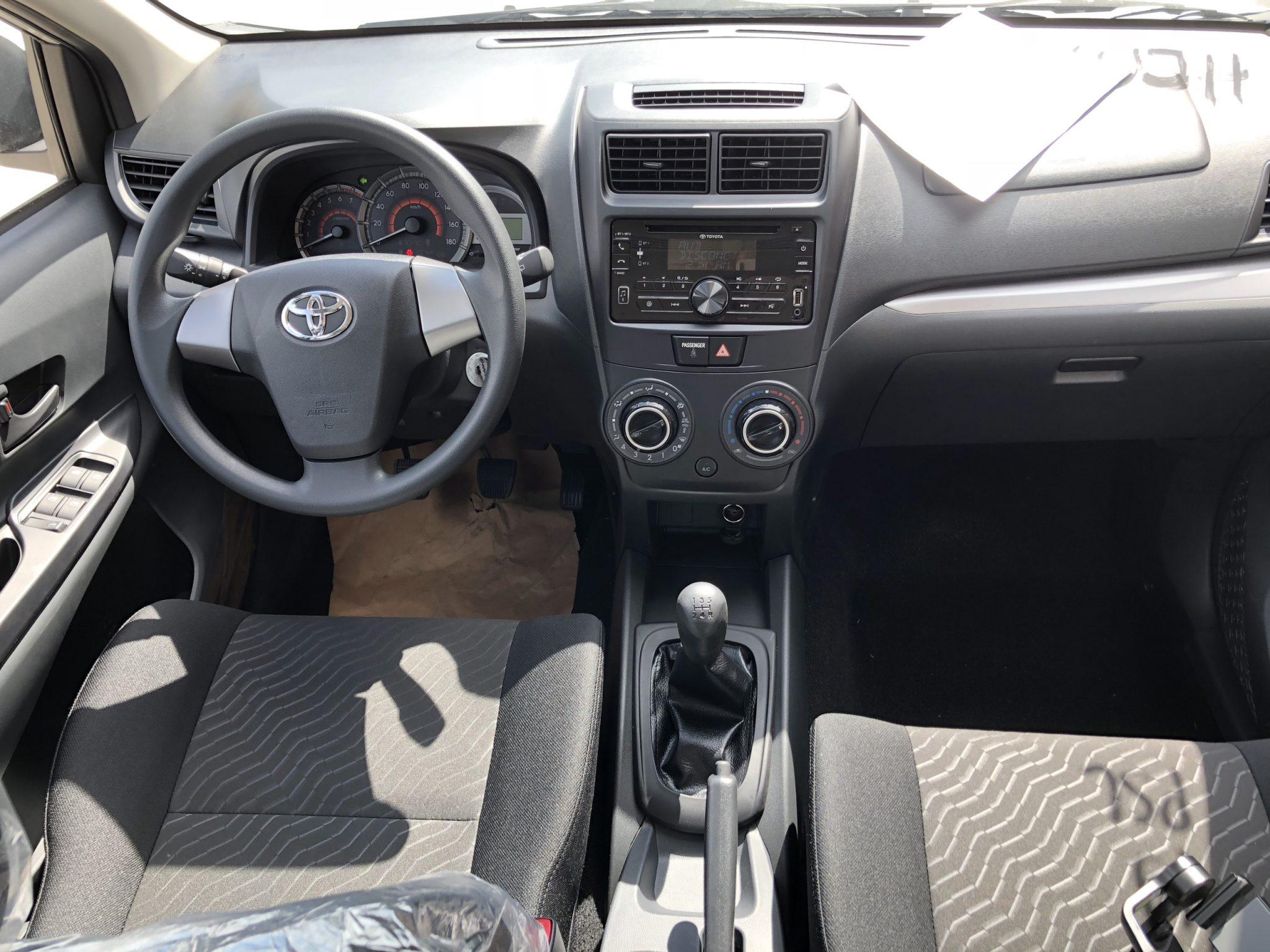 Toyota Avanza 1.3 MT ảnh 9 - Avanza 1.3 MT [hienthinam] (số sàn): giá xe và khuyến mãi