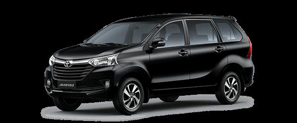 Toyota Avanza màu đen - Toyota Avanza: thông số và giá xe tháng [hienthithang]