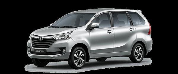 Toyota Avanza màu bạc - Toyota Avanza: thông số và giá xe tháng [hienthithang]