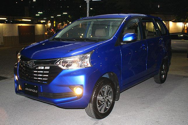 Toyota Avanza màu xanh ảnh 11 - Avanza 1.5 AT [hienthinam] (số tự động): giá xe và khuyến mãi