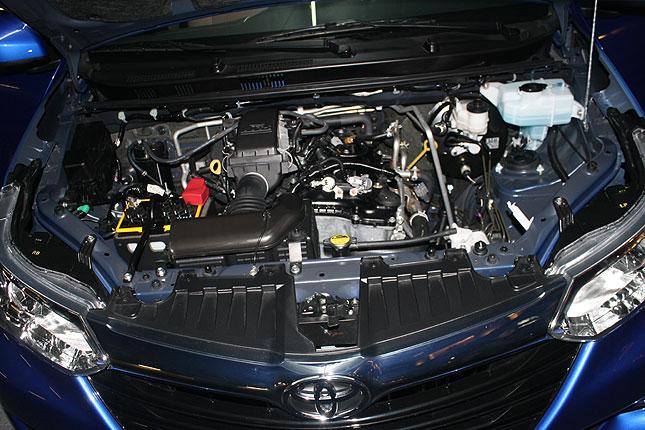 Toyota Avanza màu xanh ảnh 15 - Avanza 1.5 AT [hienthinam] (số tự động): giá xe và khuyến mãi