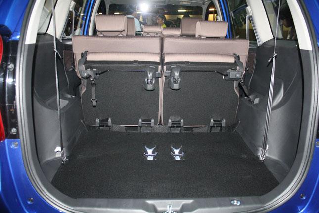 Toyota Avanza màu xanh ảnh 18 - Toyota Avanza: thông số và giá xe tháng [hienthithang]