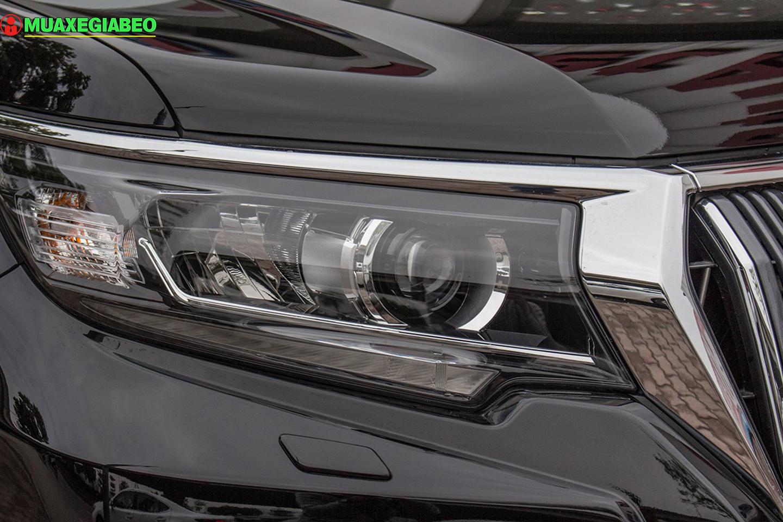 Toyota Prado ảnh 10 - Land Cruiser và Prado: Thông số, hình ảnh và giá xe năm [hienthinam]