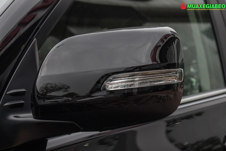 Toyota Prado ảnh 11 - Land Cruiser và Prado: Thông số, hình ảnh và giá xe năm [hienthinam]