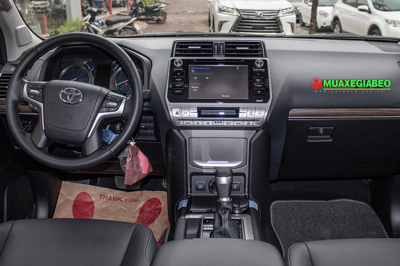 Toyota Prado ảnh 14 - Land Cruiser và Prado: Thông số, hình ảnh và giá xe năm [hienthinam]
