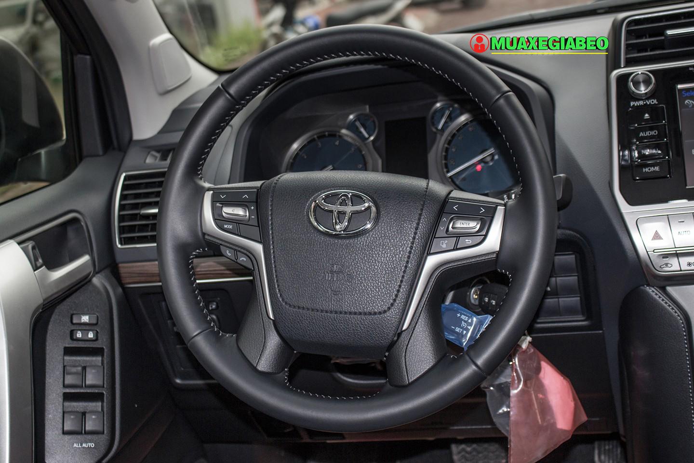 Toyota Prado ảnh 15 - Land Cruiser và Prado: Thông số, hình ảnh và giá xe năm [hienthinam]