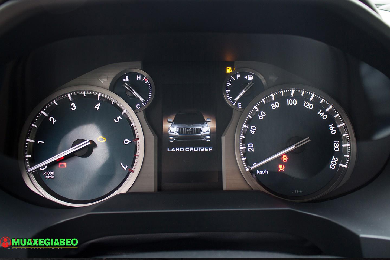 Toyota Prado ảnh 17 - Land Cruiser và Prado: Thông số, hình ảnh và giá xe năm [hienthinam]