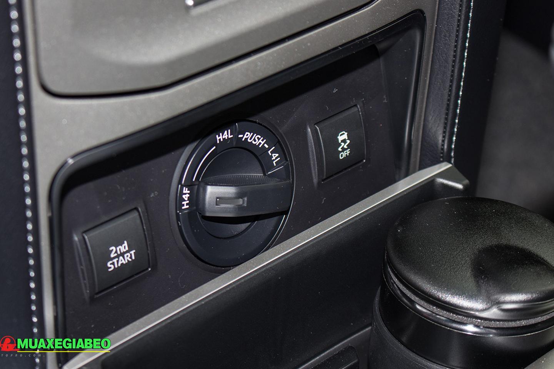 Toyota Prado ảnh 18 - Land Cruiser và Prado: Thông số, hình ảnh và giá xe năm [hienthinam]