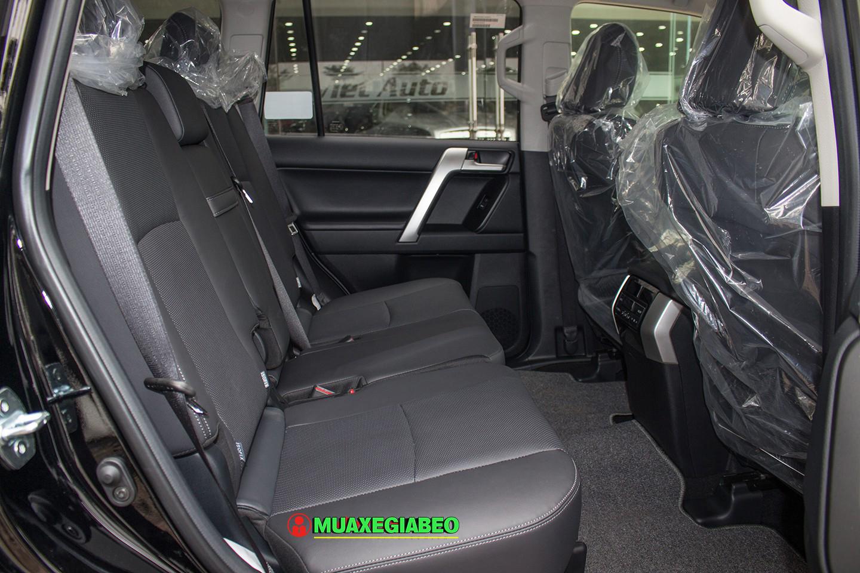 Toyota Prado ảnh 19 - Land Cruiser và Prado: Thông số, hình ảnh và giá xe năm [hienthinam]