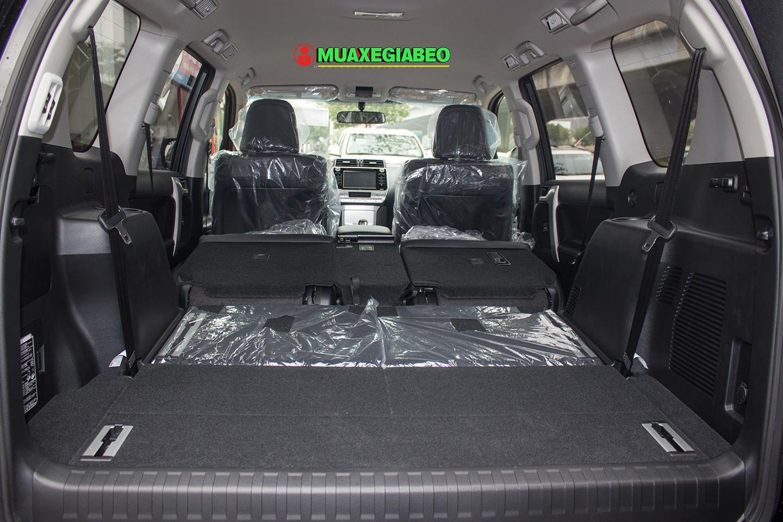 Toyota Prado ảnh 21 - Land Cruiser và Prado: Thông số, hình ảnh và giá xe năm [hienthinam]