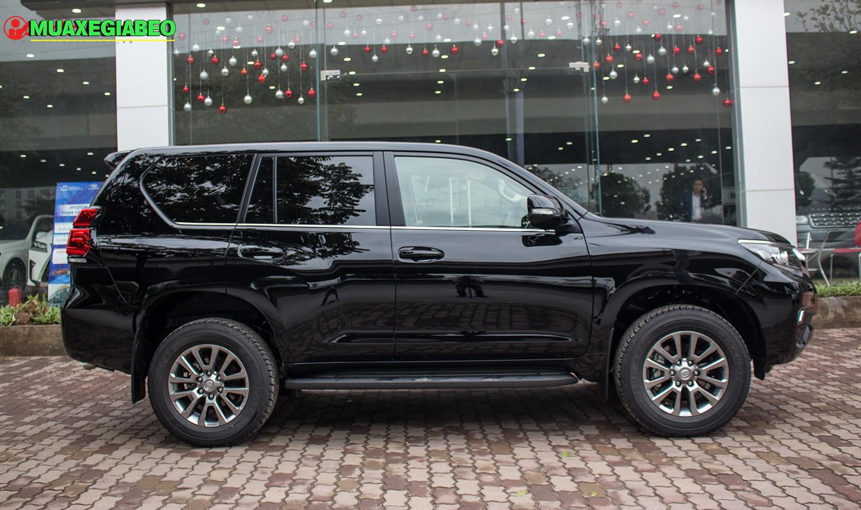Toyota Prado ảnh 3 - Land Cruiser và Prado: Thông số, hình ảnh và giá xe năm [hienthinam]