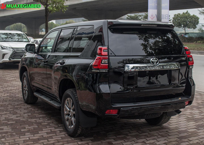Toyota Prado ảnh 5 - Land Cruiser và Prado: Thông số, hình ảnh và giá xe năm [hienthinam]