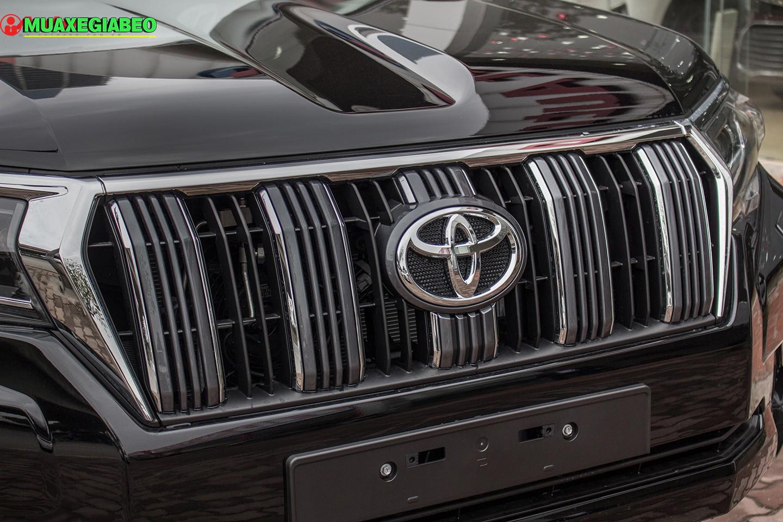 Toyota Prado ảnh 9 - Land Cruiser và Prado: Thông số, hình ảnh và giá xe năm [hienthinam]