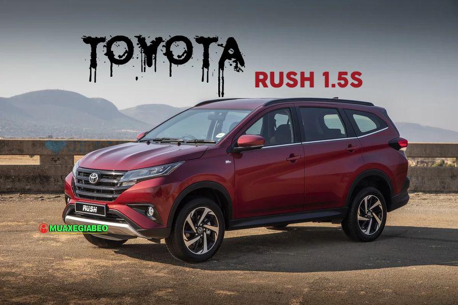 Toyota Rush 1.5S