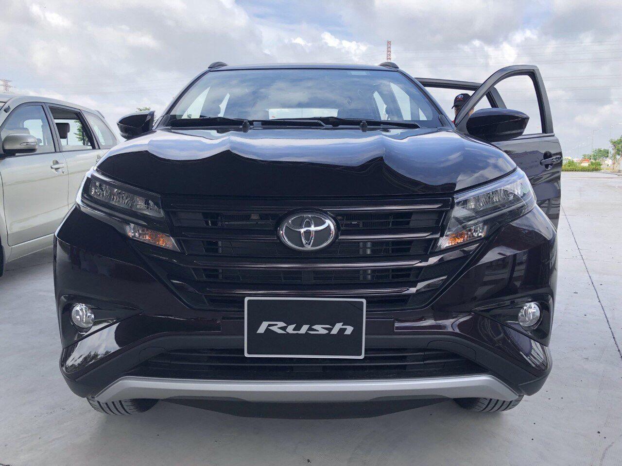 Toyota Rush màu nâu ảnh 3 - Toyota Rush: giá xe và khuyến mãi tháng [hienthithang]