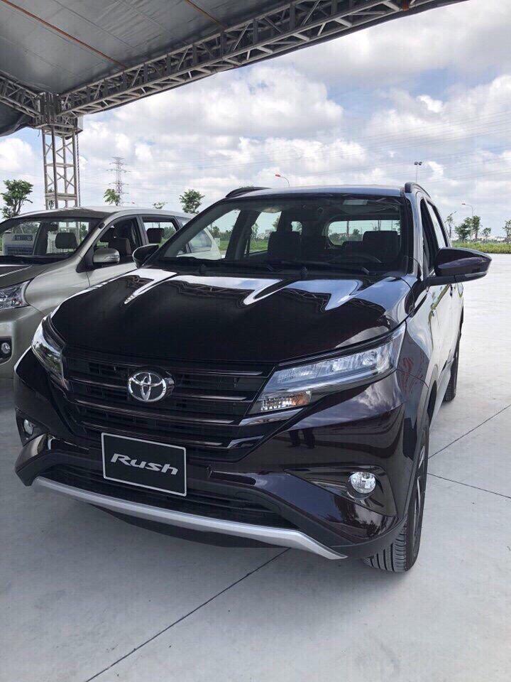 Toyota Rush màu nâu ảnh 6 - Toyota Rush: giá xe và khuyến mãi tháng [hienthithang]