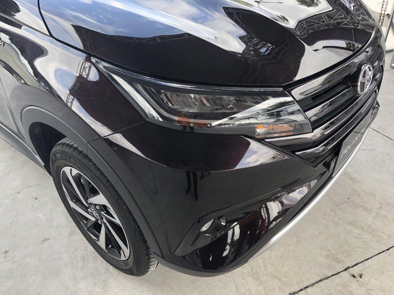 Toyota Rush màu nâu ảnh - Toyota Rush: giá xe và khuyến mãi tháng [hienthithang]