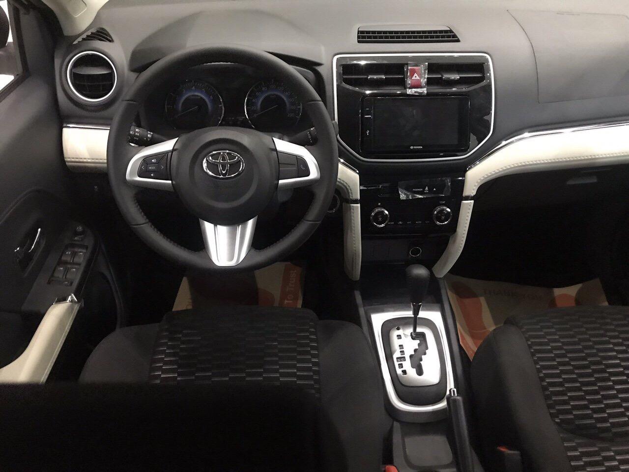 Toyota Rush màu trắng ảnh 7 - Rush 2020: giá xe và khuyến mãi tháng [hienthithang]